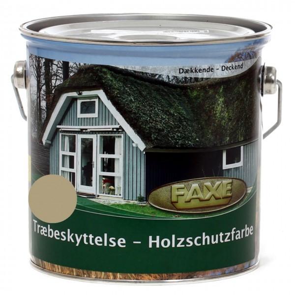 Holzschutzfarbe Khaki 2,5 Liter