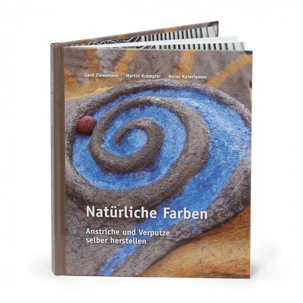 """Buch """"Natürliche Farben - Anstriche und Verputze selbst herstellen"""""""