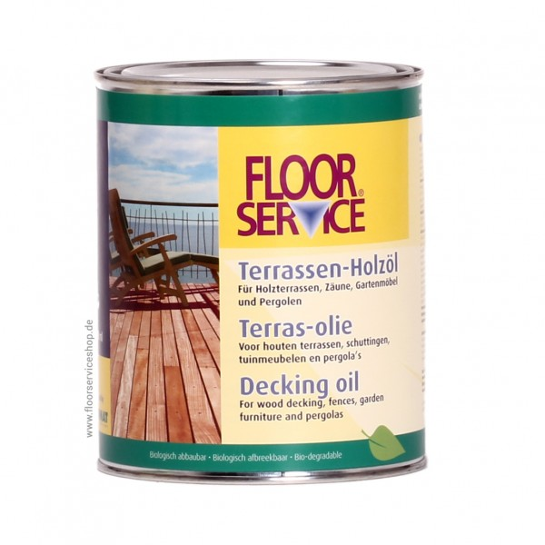 Terrassen-Holzöl