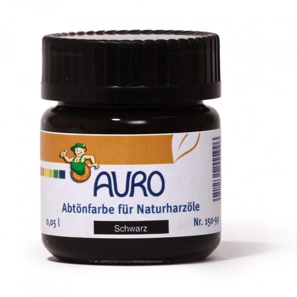 Abtönfarbe für Naturharzöle Nr. 150 - 99 Erd- Schwarz