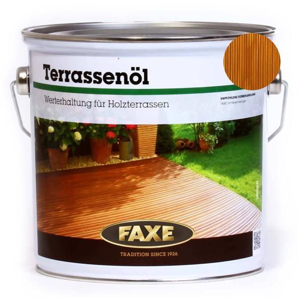 Terrassenöl Lärche 2,5 Liter