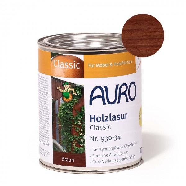 Holzlasur, Classic, Nr. 930-34 Braun