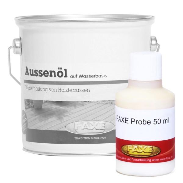 Aussenöl Natur 50 ml Probe