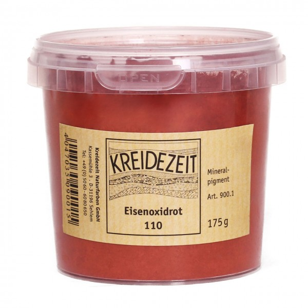 Eisenoxidrot 110 Pigment