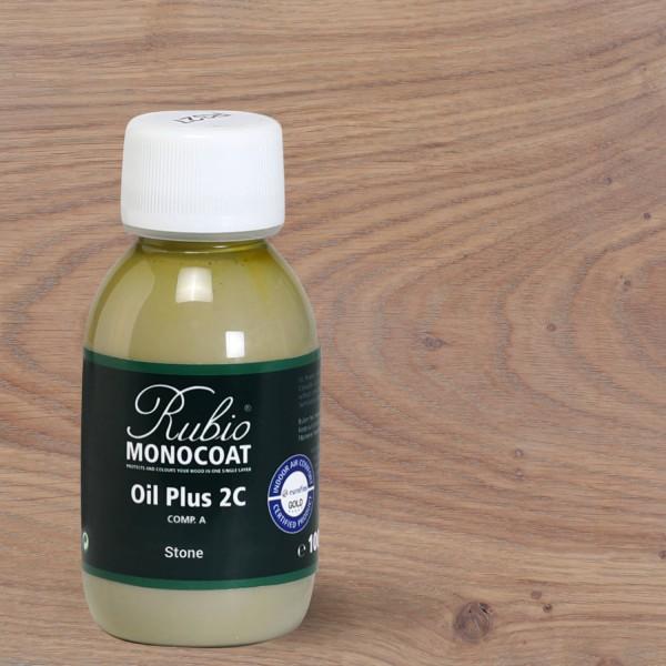 Oil Plus Stone (A)