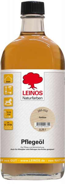 LEINOS Pflegeöl 285 Farblos