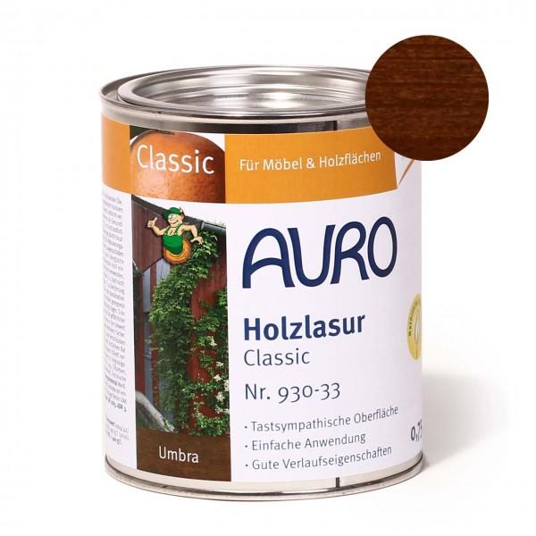 Holzlasur, Classic, Nr. 930-33 Umbra