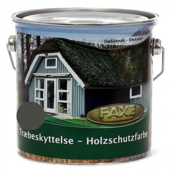 Holzschutzfarbe Waldgrün/Tannengrün 2,5 l