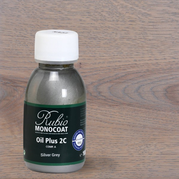 Oil Plus Silver Grey (A)