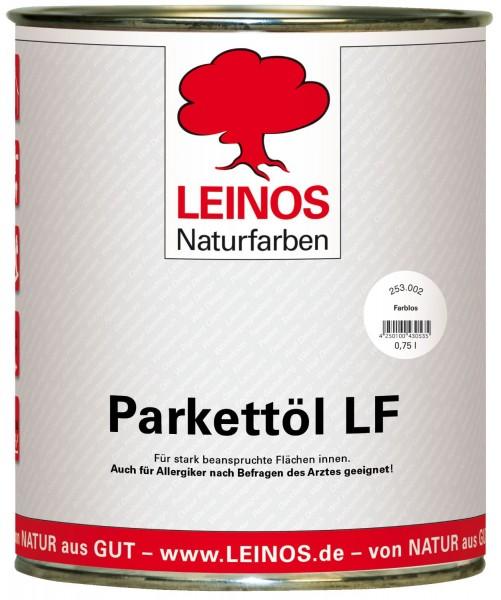 LEINOS Parkettöl LF 253 farblos