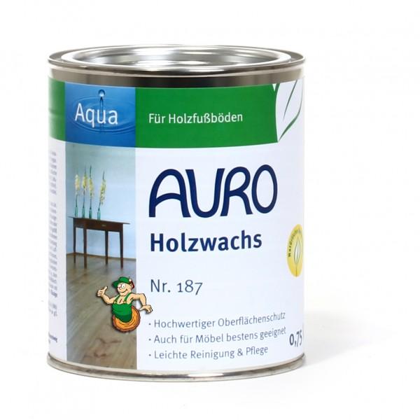 AURO Holzwachs Nr. 187