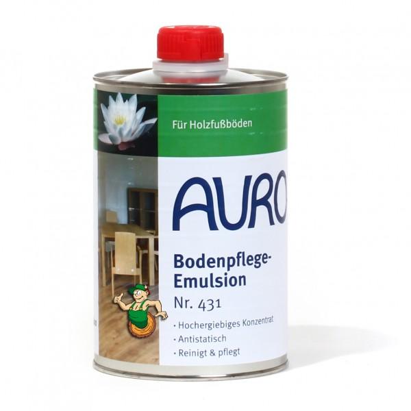Bodenpflege-Emulsion Nr. 431