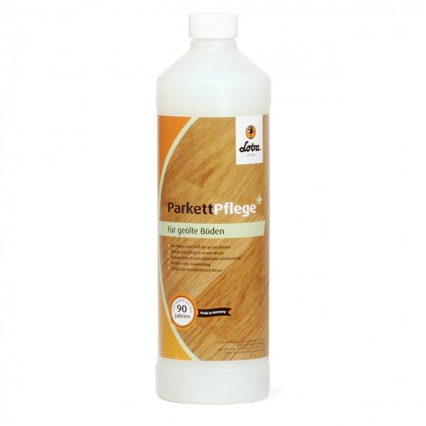 LOBACARE® ParkettPflege+ für geölte Holzböden 1 Liter