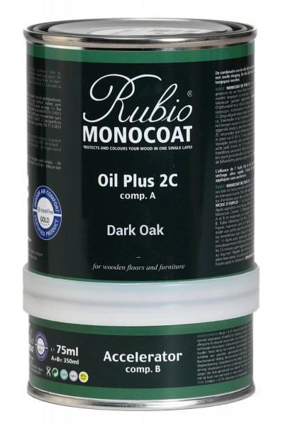 Oil Plus 2C Dark Oak (A+B)