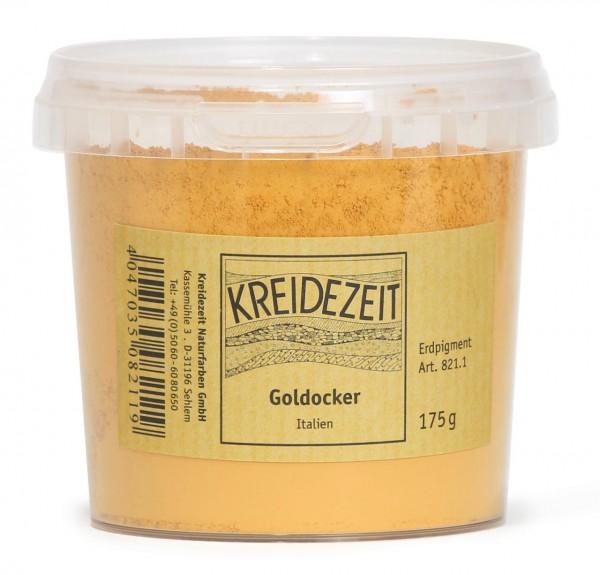 Goldocker, Italien Pigment