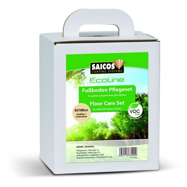 SAICOS Ecoline Fußboden Pflegeset