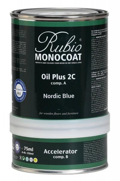 Oil Plus 2C Nordic Blue (A+B)