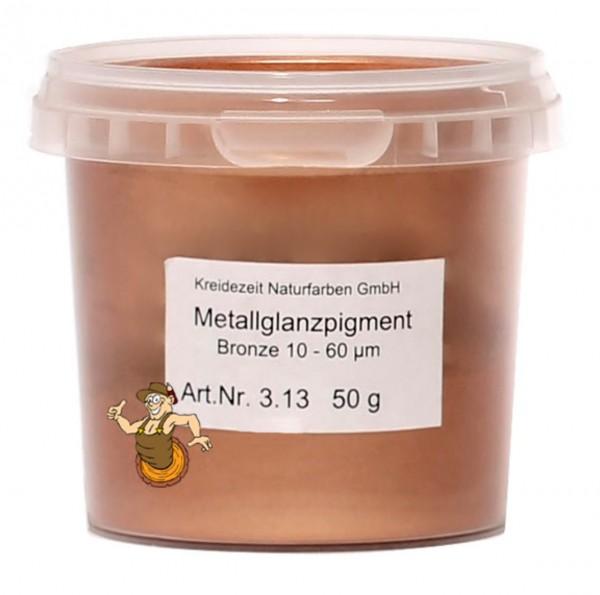 Metallglanzpigment Bronze 10-60µm