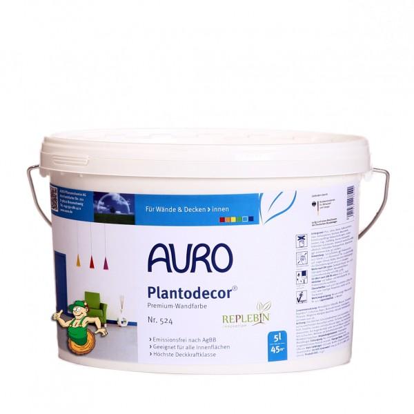 Plantodecor Premium-Wandfarbe