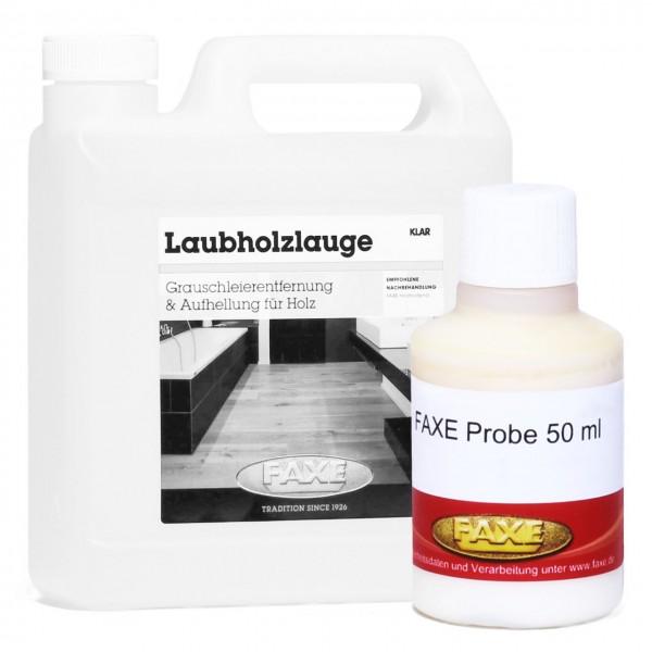 Laubholzlauge 50 ml Probe