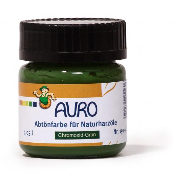 Abtönfarbe für Naturharzöle Nr. 150 - 60 Chromoxid-Grün