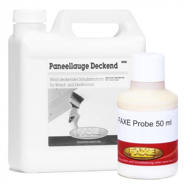 Paneellauge weiß deckend 50 ml Probe