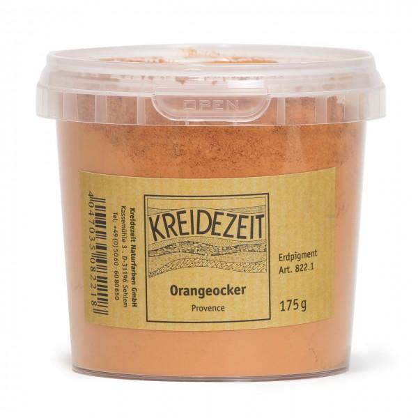 Orangeocker, Provence Pigment