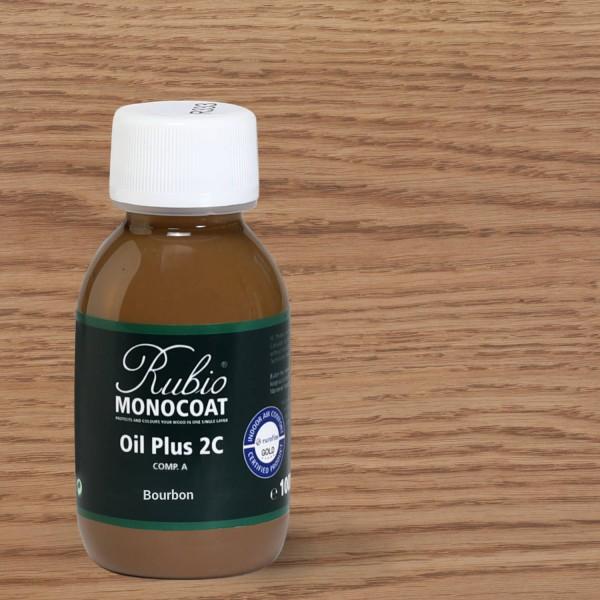 Oil Plus Bourbon (A)