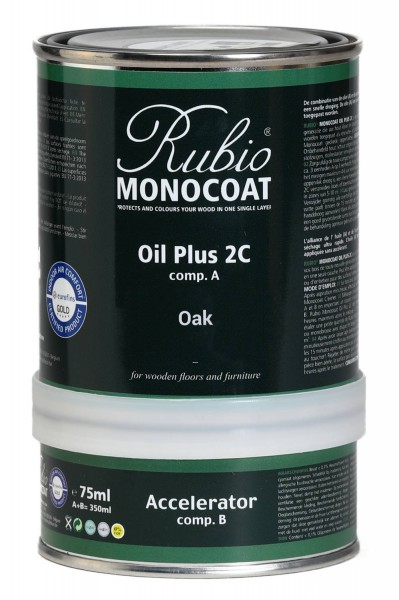 Oil Plus 2C Oak (A+B)