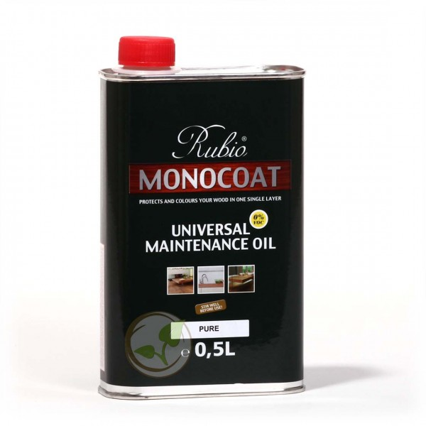 Pflegeöl Universal VOC-Frei Black 500ml