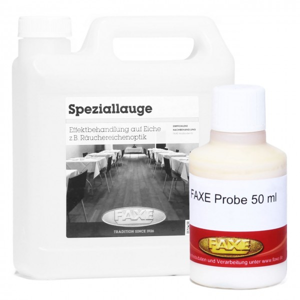 Speziallauge 50 ml Probe
