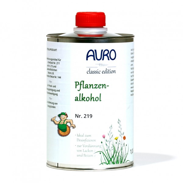 Pflanzenalkohol Nr. 219 1 Liter
