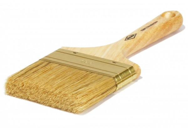 Wistoba Flachpinsel, helle Chinaborsten