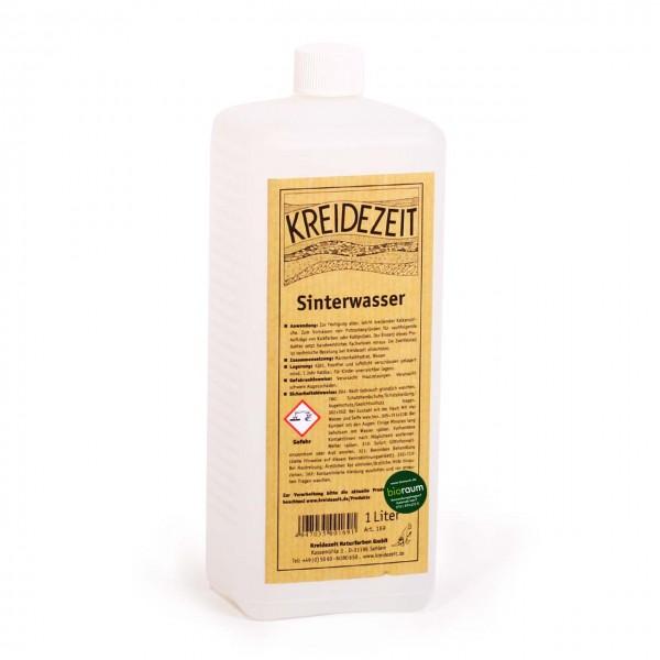 Sinterwasser 1 Liter