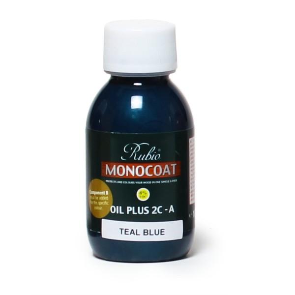 Oil Plus Teal Blue 0,1 Liter