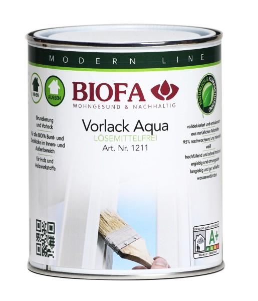 Vorlack Aqua, lösemittelfrei 1211