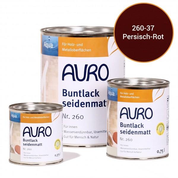 Buntlack, seidenmatt Nr. 260 Persisch-Rot