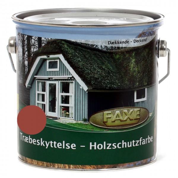 Holzschutzfarbe Schwedenrot 2,5 l