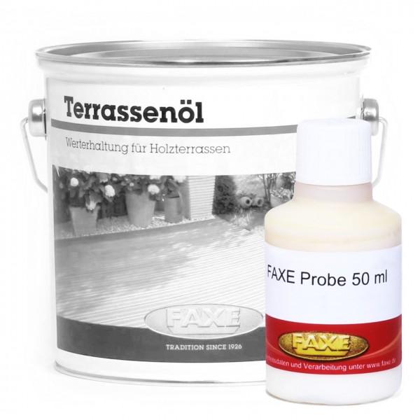 Terrassenöl Douglasie 50 ml Probe