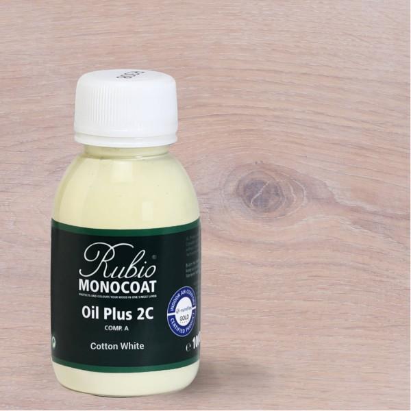 Oil Plus Cotton White (A)