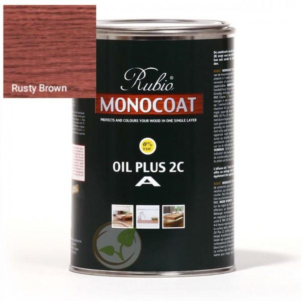 Oil Plus Rusty Brown 0,1 Liter