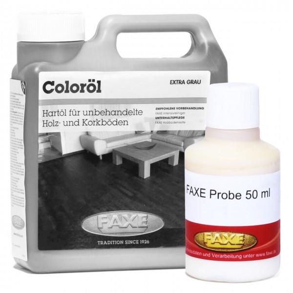 Coloröl extra grau 50 ml Probe